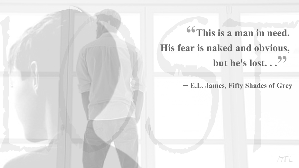 Fifty Shades, In His Own Words