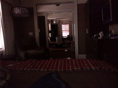 Heathman Hotel Room