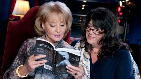 First Look at E L James Interview with ABC's Barbara Walters