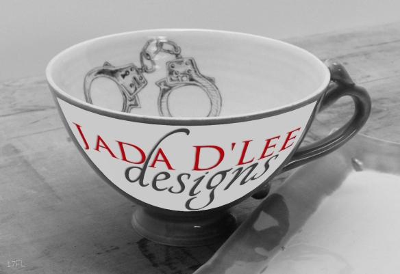 Jada DLee Designs teacup