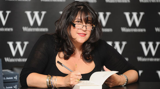 E L James book signing