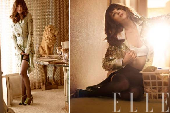 Photo Courtesy of ELLE Magazine